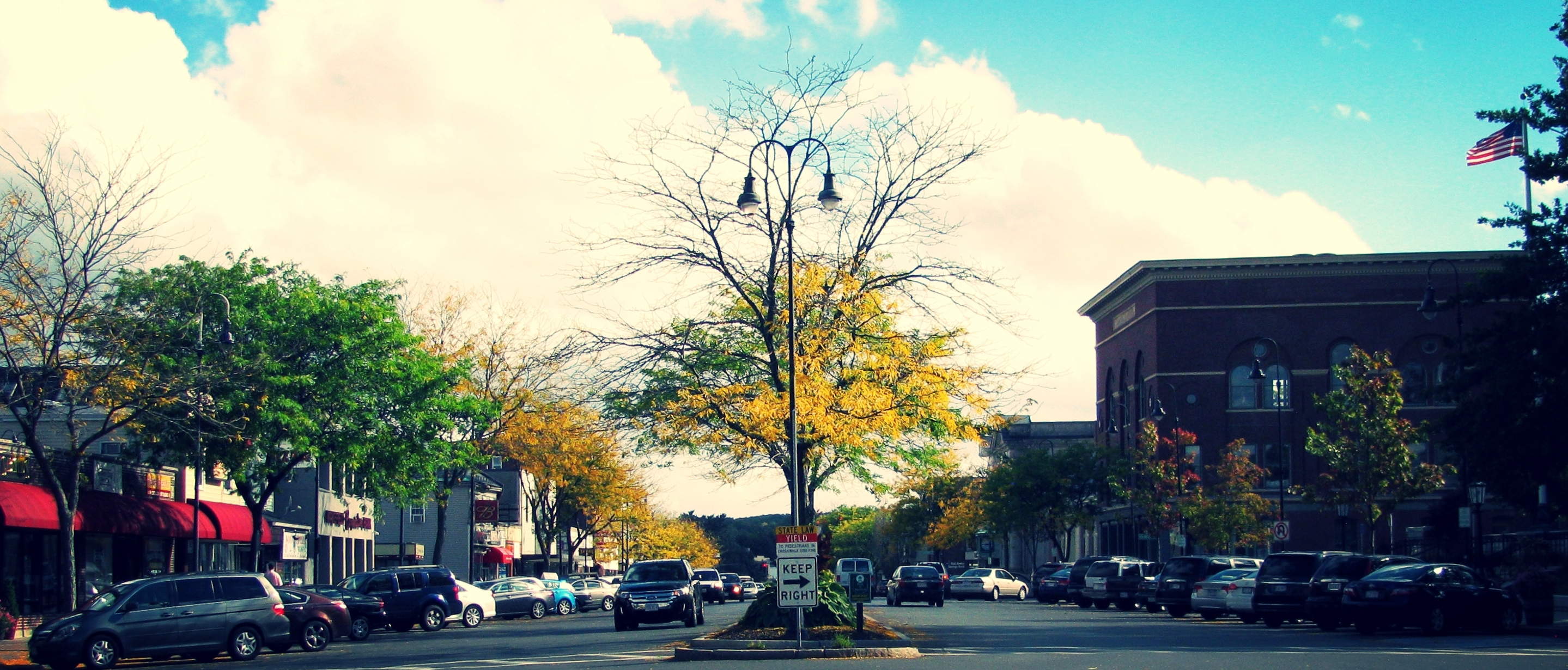 Downtown Fall