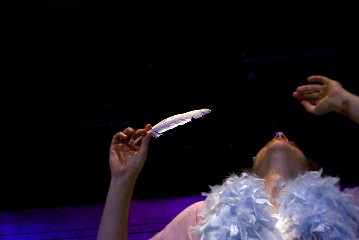approaching the millenium essays on angels in america Tony kushner's complex and demanding play angels in america: a gay fantasia  on national themes has been the most talked about, analyzed, and.